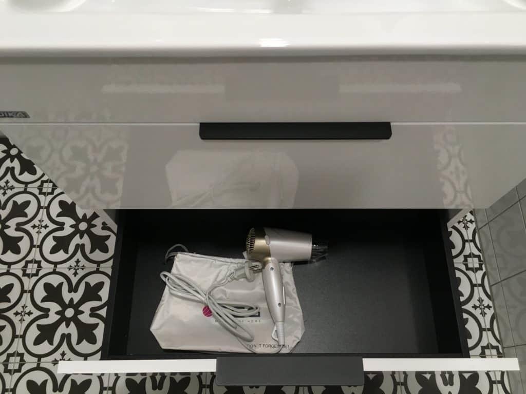 Marienbad Apartment Mariánské Lázně koupelna detail