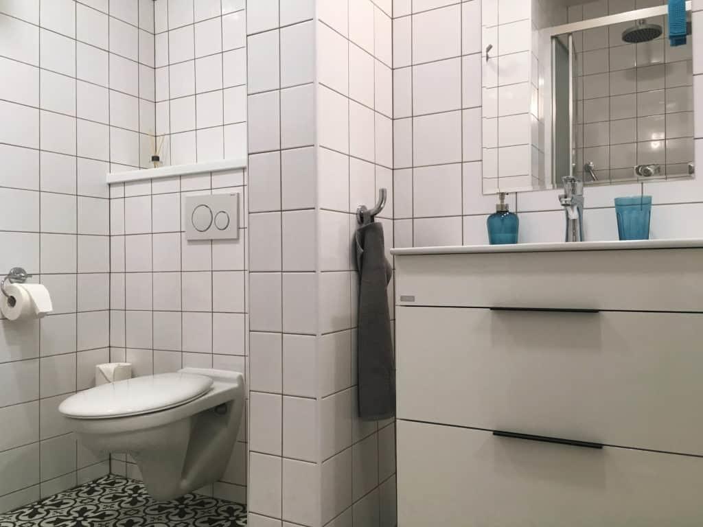 Marienbad Apartment Mariánské Lázně koupelna