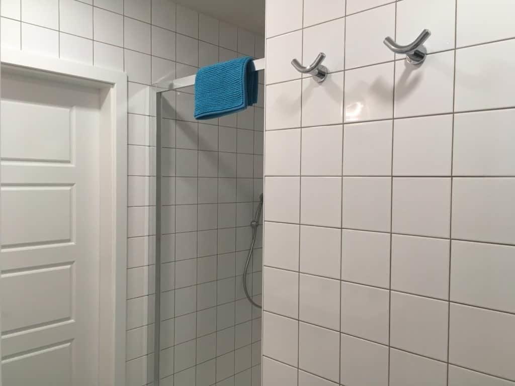Marienbad Apartment Mariánské Lázně detail koupelny