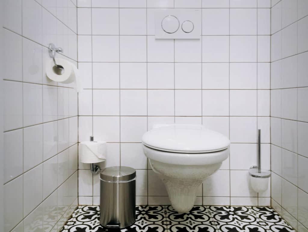 Marienbad Apartment Mariánské Lázne Park view bathroom