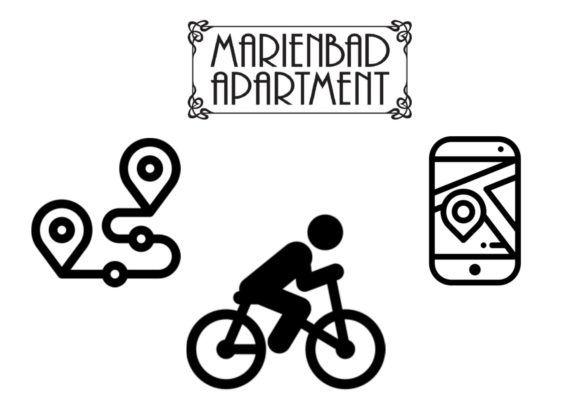 Marienbad Apartment Cyklotrasa po 20ti pramenech