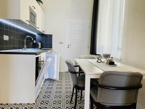 Kuchyně Marienbad Apartment