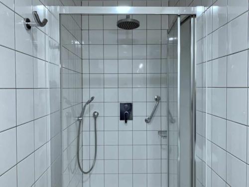 Marienbad Apartment koupelna sprcha